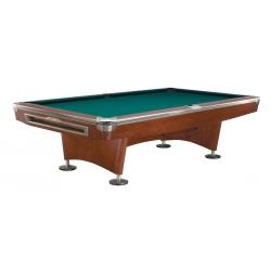 Kulečníkový stůl Brunswick Gold Crown V  9ft Mahagon