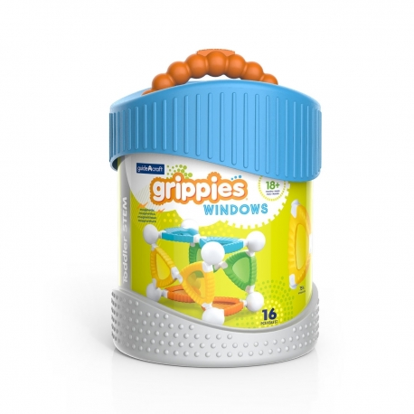 Guidecraft Grippies® Windows – 16 ks Set
