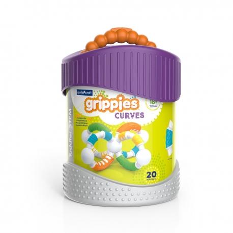 Guidecraft Grippies® Curves – 20 ks Set