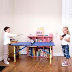 Stolní tenisový stůl Cornilleau Hobby Mini indoor blue
