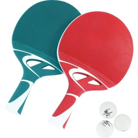 Stolní tenisová sada Cornilleau Tacteo Pack duo