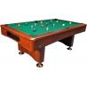 Kulečníkový stůl Buffalo Eliminator II pool 7ft Brown