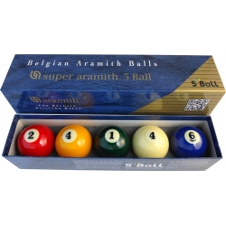 Aramith Super 5-ball