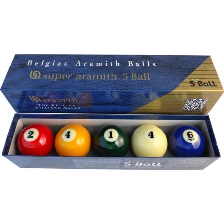 Aramith Super 5-ball