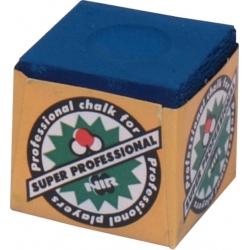 Kulečníková křída Super Professional Nir Blue