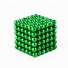 Magnetické kuličky Neocube Ø 5mm Puzzle Green