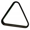 Trojúhelník černý plast