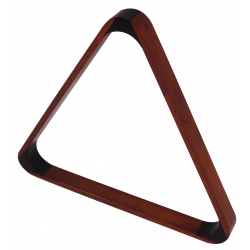 Trojúhelník pool Mahagon De Luxe 57.2 mm