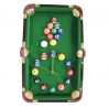 Hodiny Billiard Table