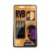 RVB Black /Orange Brass 22 G Steel