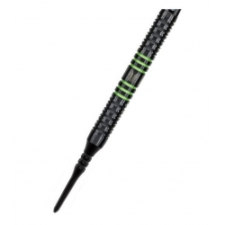 Vapor 8 - Black/Green 18G Soft