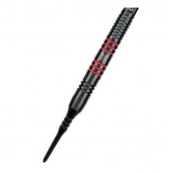 Vapor 8 - Black/ Red 19 G Soft
