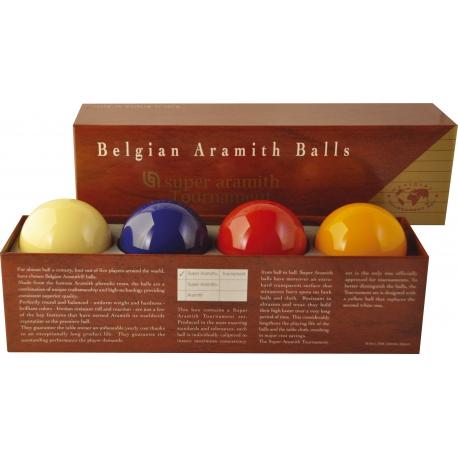 Koule karambol Aramith Tournament 4 koule 61,5mm
