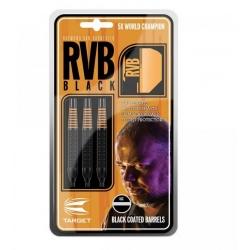 Šipky Soft RVB Black Brass 19 g