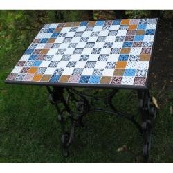 Šachový stolek Preciosa