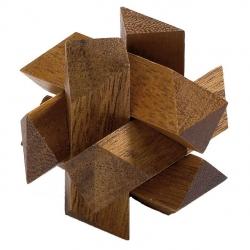 Dřevěný hlavolam Draco