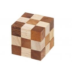 Hlavolam Cube Snake malý