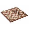 Šachy + šachovnice 40x40 cm