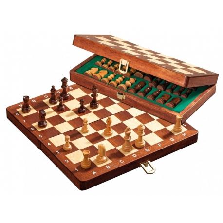 Šachy  De Luxe Magnetic