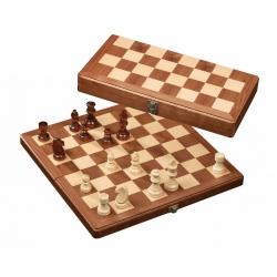 Šachy v kazetě  38x38 cm