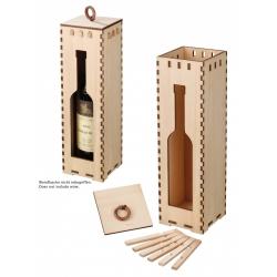 Hlavolam na láhev vína 2