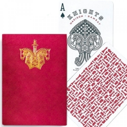 Ellusionist Knights Red