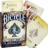 Žolíkové karty Vintage 1800 Series V Červené