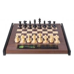 Šachový počítač Revelation II s figurami Ebony se závažím