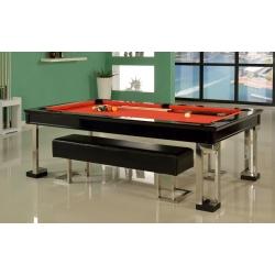 Kulečníkový stůl Cube 6 - 9 ft pool/ karambol
