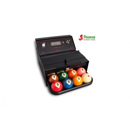 Ball Timer pool 16 koulí