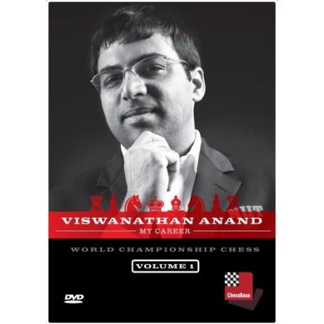 Viswanathan Anand: My Career / Moje kariéra - 1.díl DVD