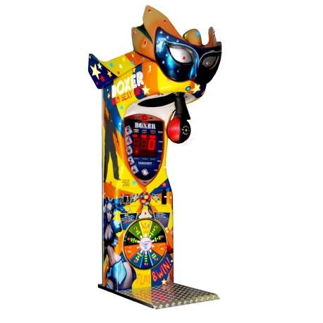 Zábavní automat Boxer Mask